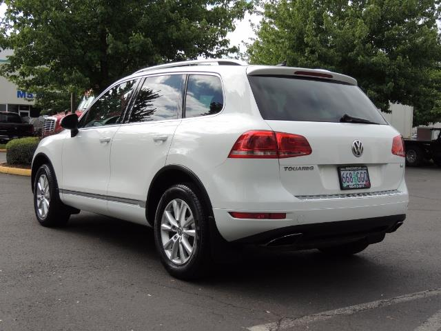 2013 Volkswagen Touareg VR6 Lux / AWD / Sport Utility / Excel Cond - Photo 7 - Portland, OR 97217