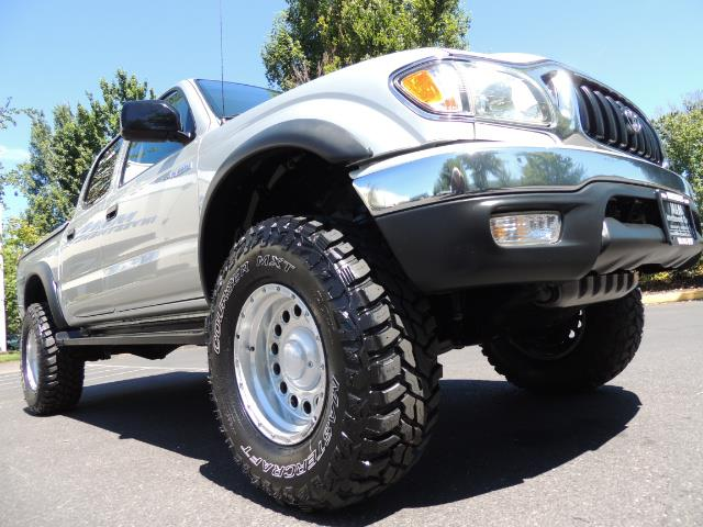 "2002 Toyota Tacoma V6 4dr Double Cab 4WD LIFTED 33 "" MUD DIF LOCKS - Photo 22 - Portland, OR 97217"