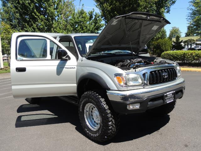 "2002 Toyota Tacoma V6 4dr Double Cab 4WD LIFTED 33 "" MUD DIF LOCKS - Photo 29 - Portland, OR 97217"