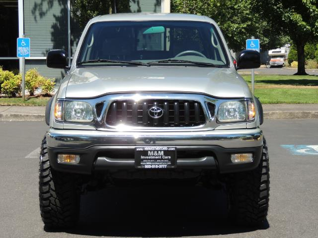 "2002 Toyota Tacoma V6 4dr Double Cab 4WD LIFTED 33 "" MUD DIF LOCKS - Photo 5 - Portland, OR 97217"