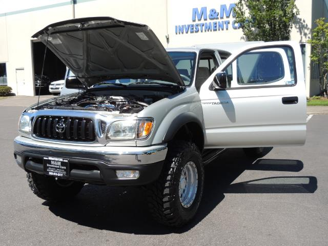 "2002 Toyota Tacoma V6 4dr Double Cab 4WD LIFTED 33 "" MUD DIF LOCKS - Photo 25 - Portland, OR 97217"