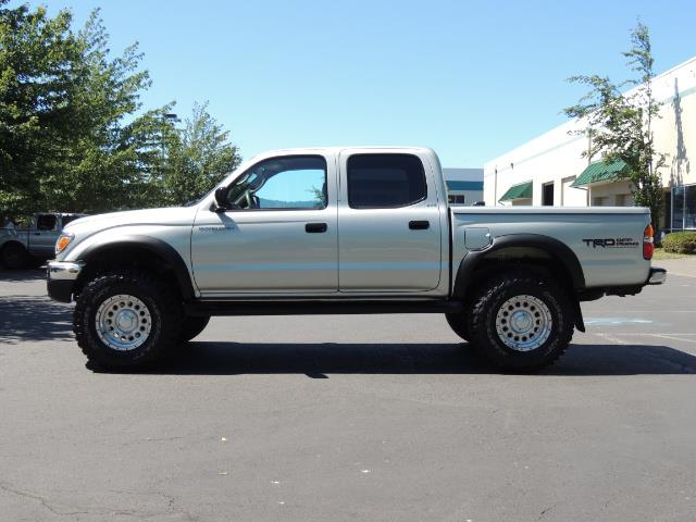 "2002 Toyota Tacoma V6 4dr Double Cab 4WD LIFTED 33 "" MUD DIF LOCKS - Photo 4 - Portland, OR 97217"