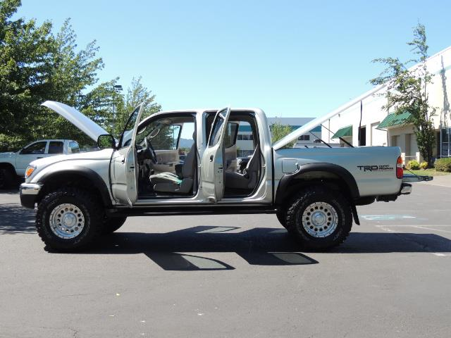 "2002 Toyota Tacoma V6 4dr Double Cab 4WD LIFTED 33 "" MUD DIF LOCKS - Photo 9 - Portland, OR 97217"