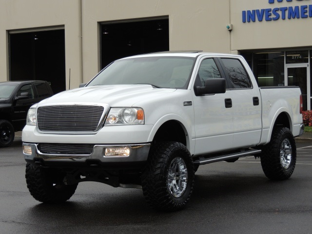 2005 ford f 150 lariat lifted photo 1 portland or 97217. Black Bedroom Furniture Sets. Home Design Ideas