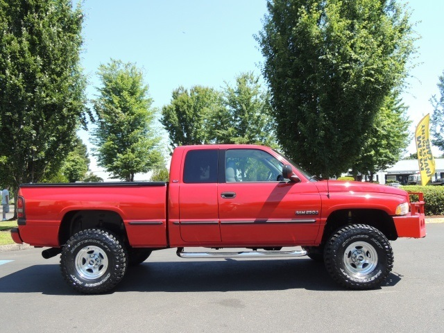 1998 dodge ram 2500 laramie slt 4x4 5 9l diesel 107k miles. Black Bedroom Furniture Sets. Home Design Ideas