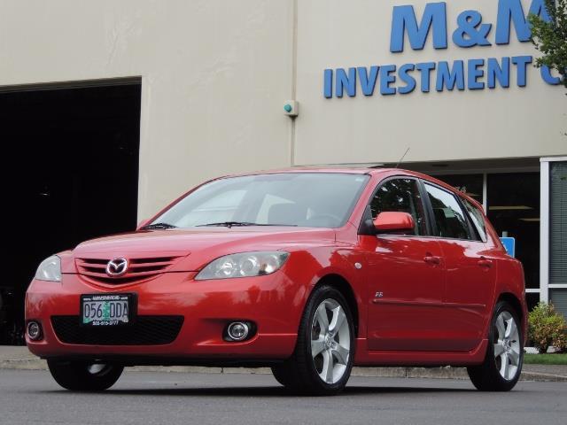 2005 Mazda Mazda3 SP23 Special Edition / Wagon/ 5-SPEED / Sunroof - Photo 1 - Portland, OR 97217