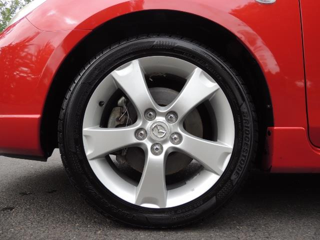 2005 Mazda Mazda3 SP23 Special Edition / Wagon/ 5-SPEED / Sunroof - Photo 23 - Portland, OR 97217