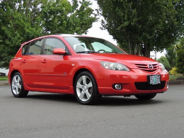 2005 Mazda Mazda3 SP23 Special Edition / Wagon/ 5-SPEED / Sunroof - Photo 2 - Portland, OR 97217