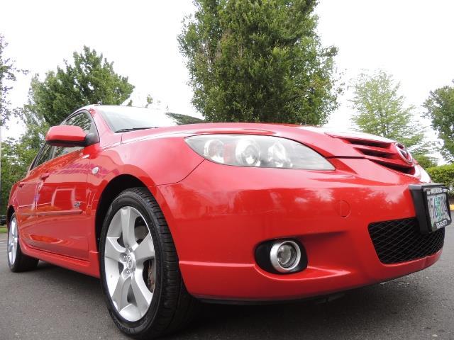 2005 Mazda Mazda3 SP23 Special Edition / Wagon/ 5-SPEED / Sunroof - Photo 10 - Portland, OR 97217