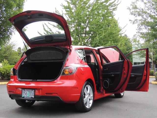 2005 Mazda Mazda3 SP23 Special Edition / Wagon/ 5-SPEED / Sunroof - Photo 29 - Portland, OR 97217