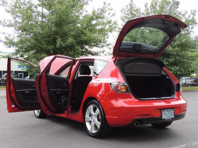 2005 Mazda Mazda3 SP23 Special Edition / Wagon/ 5-SPEED / Sunroof - Photo 27 - Portland, OR 97217