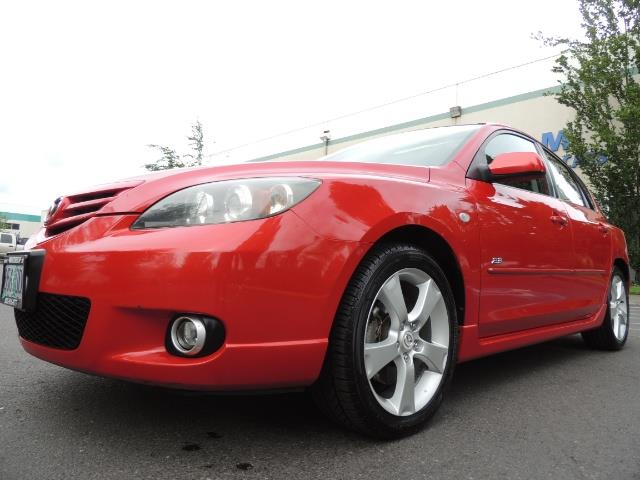 2005 Mazda Mazda3 SP23 Special Edition / Wagon/ 5-SPEED / Sunroof - Photo 9 - Portland, OR 97217