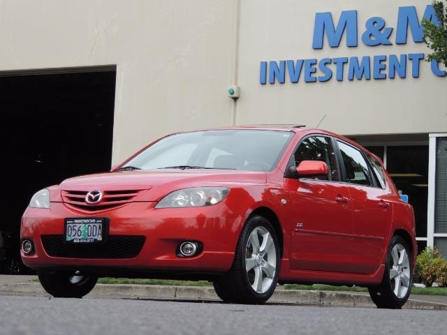2005 Mazda Mazda3 SP23 Special Edition / Wagon/ 5-SPEED / Sunroof - Photo 45 - Portland, OR 97217