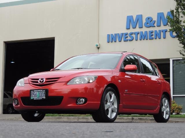 2005 Mazda Mazda3 SP23 Special Edition / Wagon/ 5-SPEED / Sunroof - Photo 43 - Portland, OR 97217