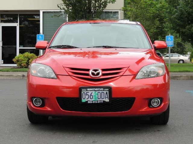 2005 Mazda Mazda3 SP23 Special Edition / Wagon/ 5-SPEED / Sunroof - Photo 5 - Portland, OR 97217