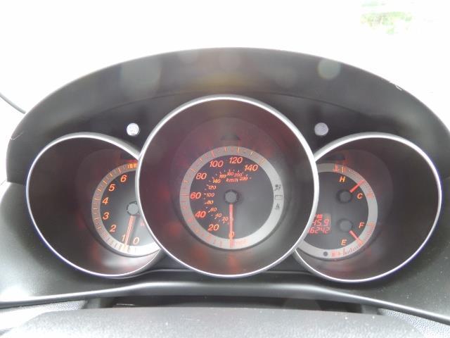 2005 Mazda Mazda3 SP23 Special Edition / Wagon/ 5-SPEED / Sunroof - Photo 38 - Portland, OR 97217
