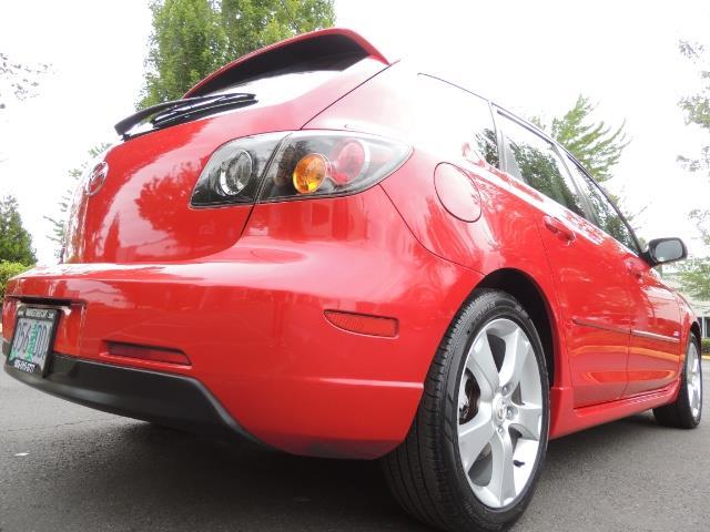 2005 Mazda Mazda3 SP23 Special Edition / Wagon/ 5-SPEED / Sunroof - Photo 11 - Portland, OR 97217