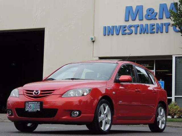 2005 Mazda Mazda3 SP23 Special Edition / Wagon/ 5-SPEED / Sunroof - Photo 46 - Portland, OR 97217