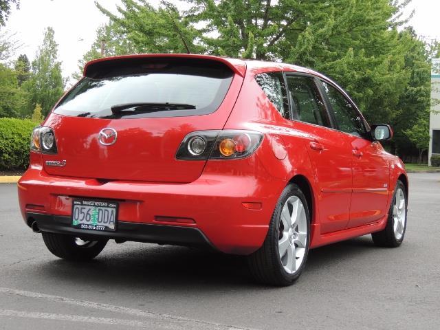 2005 Mazda Mazda3 SP23 Special Edition / Wagon/ 5-SPEED / Sunroof - Photo 8 - Portland, OR 97217