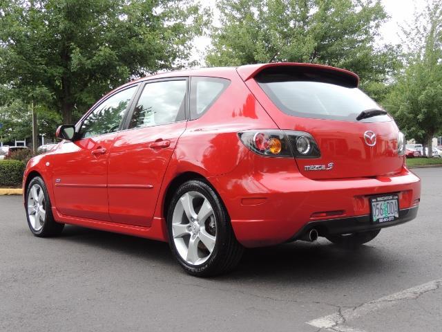 2005 Mazda Mazda3 SP23 Special Edition / Wagon/ 5-SPEED / Sunroof - Photo 7 - Portland, OR 97217
