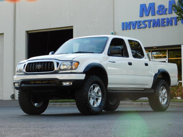 2001 Toyota Tacoma V6 4dr / 4X4 / REAR DIFF LOCKS / 3.4L / LIFTED - Photo 1 - Portland, OR 97217