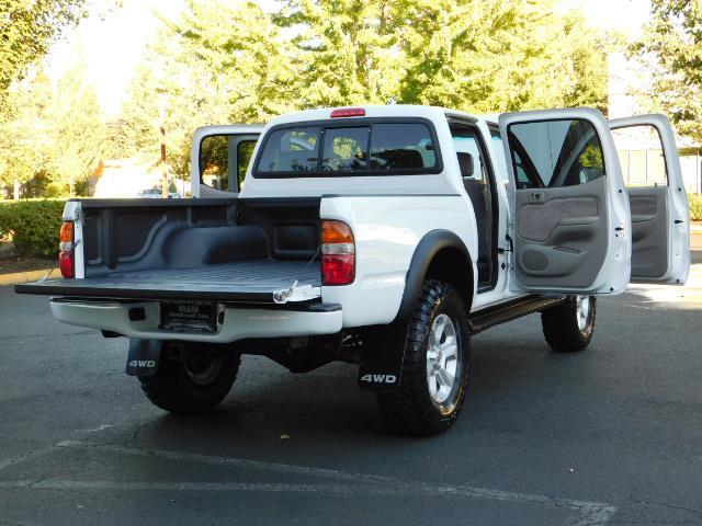 2001 Toyota Tacoma V6 4dr / 4X4 / REAR DIFF LOCKS / 3.4L / LIFTED - Photo 28 - Portland, OR 97217