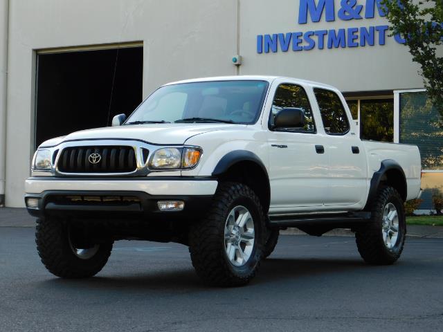 2001 Toyota Tacoma V6 4dr / 4X4 / REAR DIFF LOCKS / 3.4L / LIFTED - Photo 42 - Portland, OR 97217