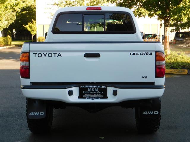 2001 Toyota Tacoma V6 4dr / 4X4 / REAR DIFF LOCKS / 3.4L / LIFTED - Photo 6 - Portland, OR 97217