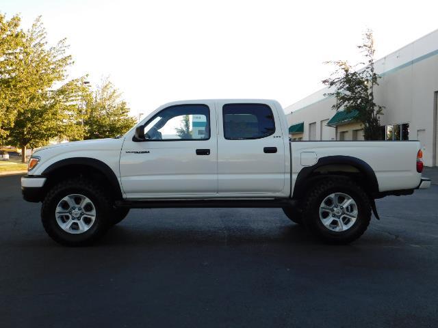2001 Toyota Tacoma V6 4dr / 4X4 / REAR DIFF LOCKS / 3.4L / LIFTED - Photo 3 - Portland, OR 97217