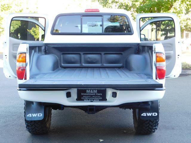 2001 Toyota Tacoma V6 4dr / 4X4 / REAR DIFF LOCKS / 3.4L / LIFTED - Photo 22 - Portland, OR 97217