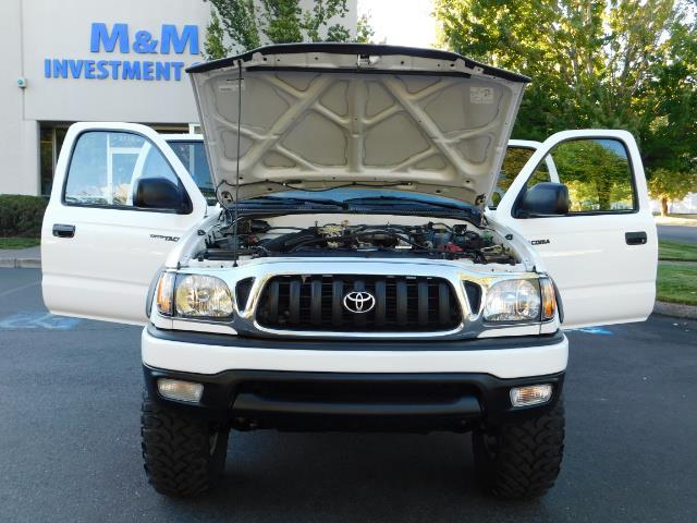 2001 Toyota Tacoma V6 4dr / 4X4 / REAR DIFF LOCKS / 3.4L / LIFTED - Photo 31 - Portland, OR 97217
