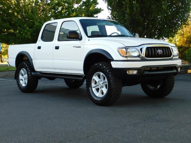 2001 Toyota Tacoma V6 4dr / 4X4 / REAR DIFF LOCKS / 3.4L / LIFTED - Photo 2 - Portland, OR 97217