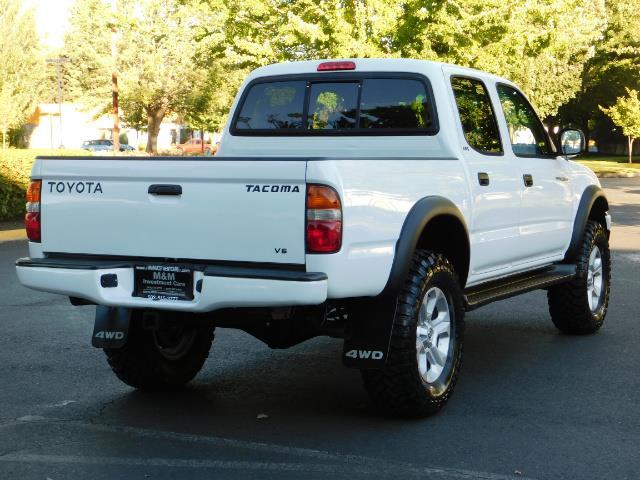 2001 Toyota Tacoma V6 4dr / 4X4 / REAR DIFF LOCKS / 3.4L / LIFTED - Photo 8 - Portland, OR 97217