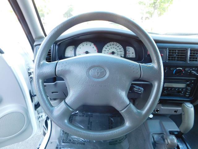 2001 Toyota Tacoma V6 4dr / 4X4 / REAR DIFF LOCKS / 3.4L / LIFTED - Photo 21 - Portland, OR 97217
