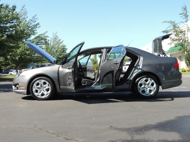 2010 Ford Fusion SE / Sedan / 2.5Liter 4Cyl / Excel Cond - Photo 26 - Portland, OR 97217