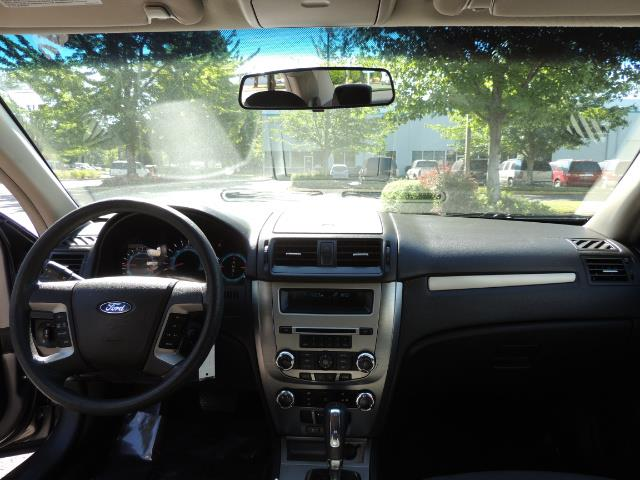 2010 Ford Fusion SE / Sedan / 2.5Liter 4Cyl / Excel Cond - Photo 32 - Portland, OR 97217