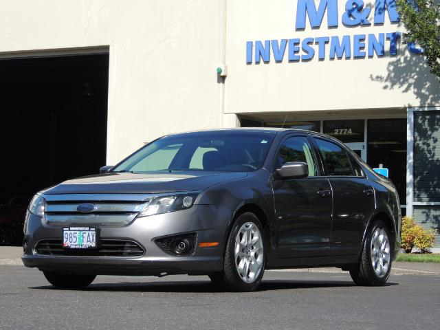 2010 Ford Fusion SE / Sedan / 2.5Liter 4Cyl / Excel Cond - Photo 39 - Portland, OR 97217