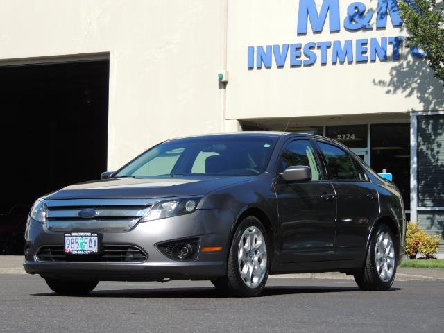2010 Ford Fusion SE / Sedan / 2.5Liter 4Cyl / Excel Cond - Photo 1 - Portland, OR 97217