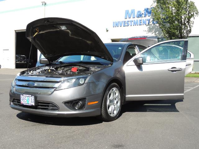 2010 Ford Fusion SE / Sedan / 2.5Liter 4Cyl / Excel Cond - Photo 25 - Portland, OR 97217