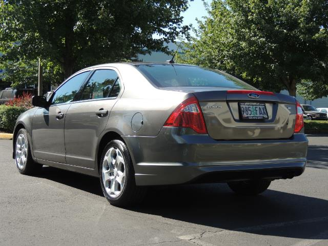 2010 Ford Fusion SE / Sedan / 2.5Liter 4Cyl / Excel Cond - Photo 5 - Portland, OR 97217