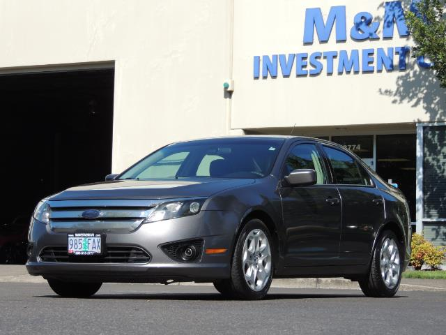 2010 Ford Fusion SE / Sedan / 2.5Liter 4Cyl / Excel Cond - Photo 38 - Portland, OR 97217
