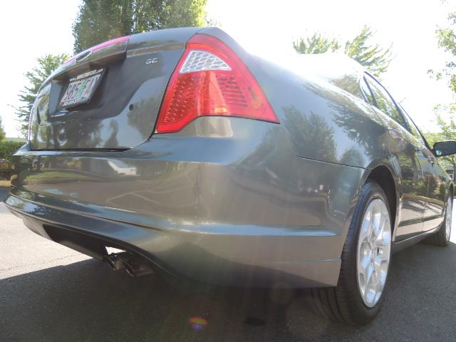 2010 Ford Fusion SE / Sedan / 2.5Liter 4Cyl / Excel Cond - Photo 9 - Portland, OR 97217
