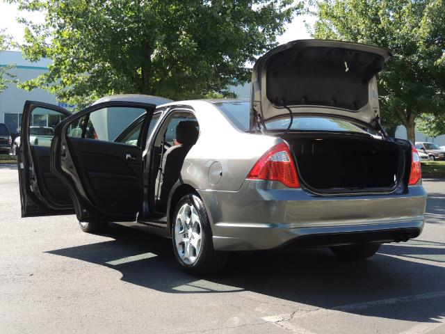 2010 Ford Fusion SE / Sedan / 2.5Liter 4Cyl / Excel Cond - Photo 27 - Portland, OR 97217