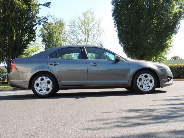 2010 Ford Fusion SE / Sedan / 2.5Liter 4Cyl / Excel Cond - Photo 4 - Portland, OR 97217
