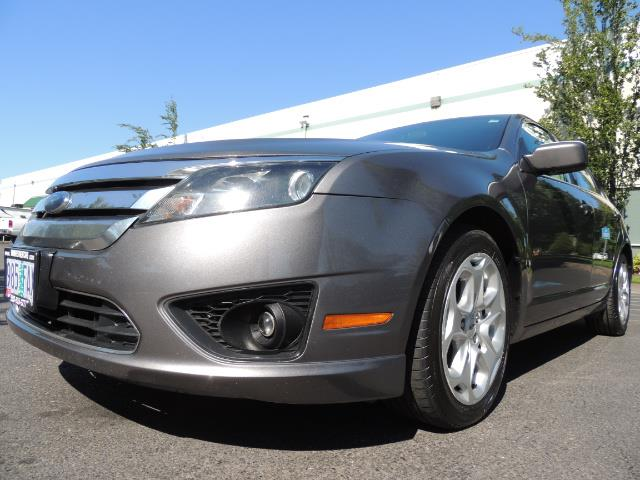2010 Ford Fusion SE / Sedan / 2.5Liter 4Cyl / Excel Cond - Photo 7 - Portland, OR 97217