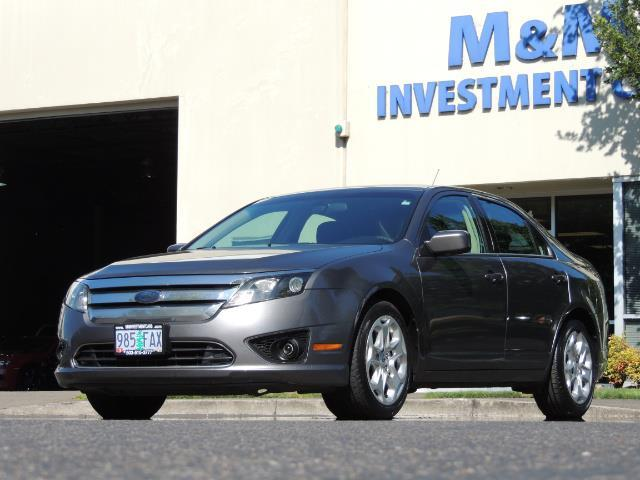 2010 Ford Fusion SE / Sedan / 2.5Liter 4Cyl / Excel Cond - Photo 40 - Portland, OR 97217