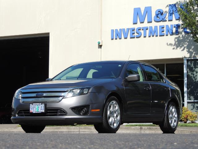 2010 Ford Fusion SE / Sedan / 2.5Liter 4Cyl / Excel Cond - Photo 37 - Portland, OR 97217