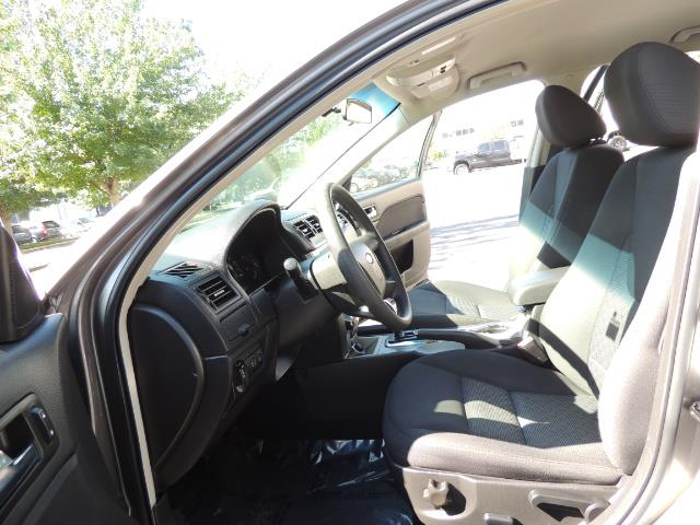 2010 Ford Fusion SE / Sedan / 2.5Liter 4Cyl / Excel Cond - Photo 12 - Portland, OR 97217