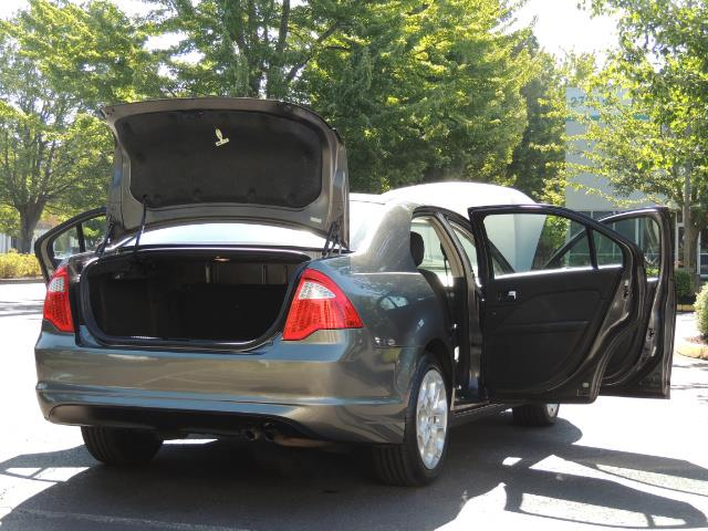 2010 Ford Fusion SE / Sedan / 2.5Liter 4Cyl / Excel Cond - Photo 28 - Portland, OR 97217