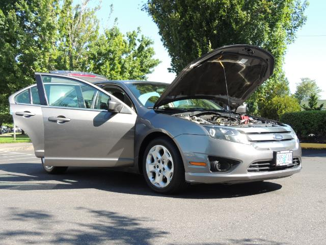 2010 Ford Fusion SE / Sedan / 2.5Liter 4Cyl / Excel Cond - Photo 30 - Portland, OR 97217